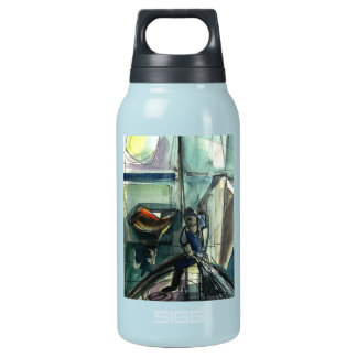 The fisherman 1957 insulated water bottle