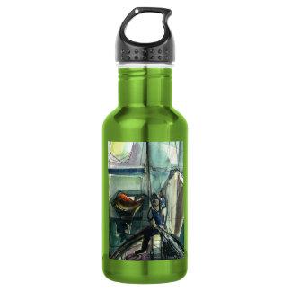 The fisherman 1957 water bottle