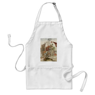 The Fisherman and his Wife Adult Apron