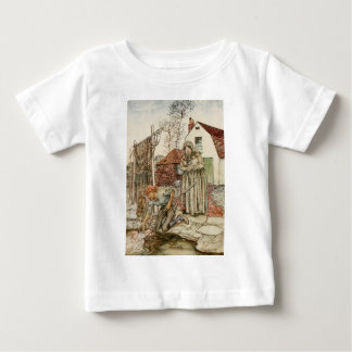 The Fisherman and his Wife T Shirts