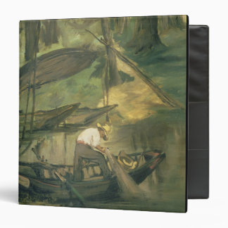 The Fisherman, c.1861 (oil on canvas) 3 Ring Binders