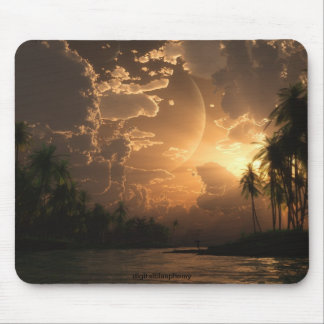 The Fisherman Mousepad