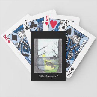 The Fisherman Playing Cards