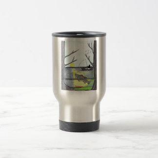 The Fisherman Travel Mug