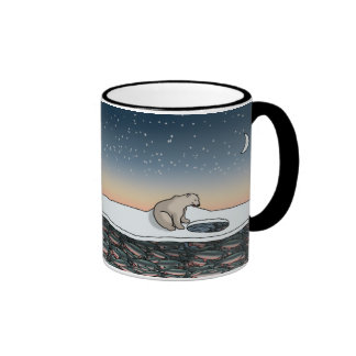The Fishermans Feast, mug