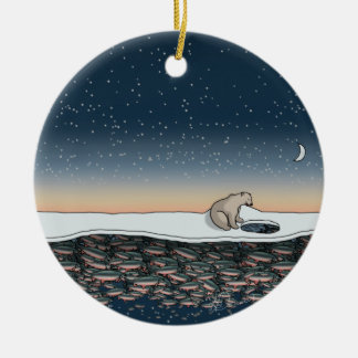 The Fishermans Feast ornament
