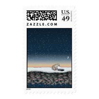 The Fishermans Feast, Stamp