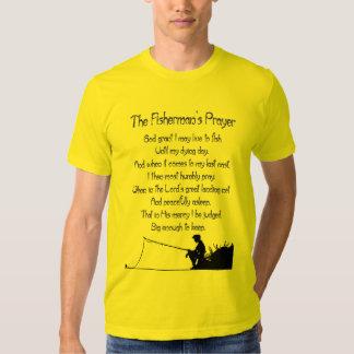 The Fishermans Prayer T Shirt