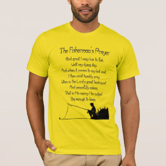 The Fishermans Prayer T-Shirt