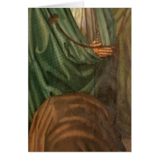 The Fishermen, from the Polyptych of St. Card