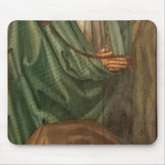 The Fishermen, from the Polyptych of St. Mouse Pad