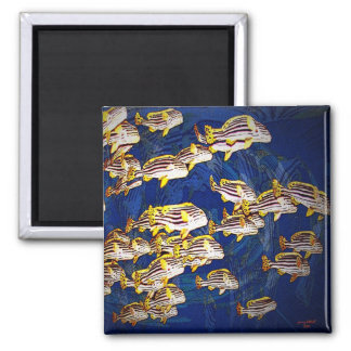 The Fishes Magnet