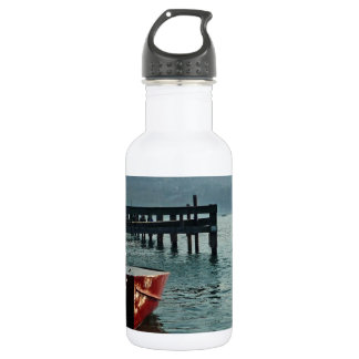 The Fishing Boat Water Bottle