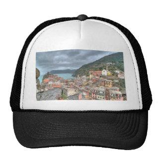 The fishing village of Vernazza, Cinque Terre, Ita Cap