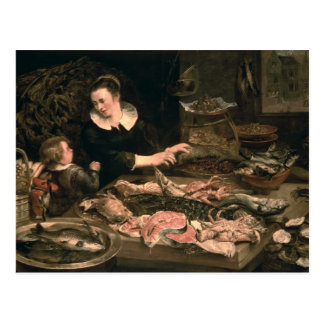 The Fishmonger Postcard