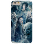 The Five Armies Character Graphic Barely There iPhone 6 Plus Case
