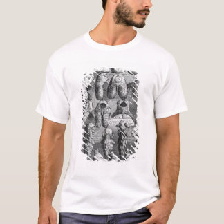 The Five Orders of Perriwigs, 1761 T-Shirt