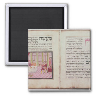 The five Rabbis of Bne Brak Magnet