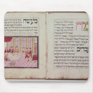 The five Rabbis of Bne Brak Mouse Pad