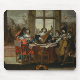 The Five Senses - Hearing Mouse Pad