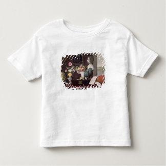 The Five Senses, or Summer, 1633 Toddler T-shirt