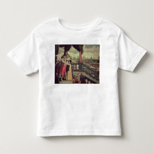 The Five Senses - Smell Toddler T-shirt