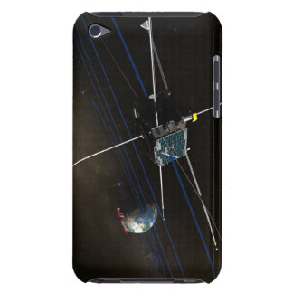 The five THEMIS spacecraft in orbit Barely There iPod Cover