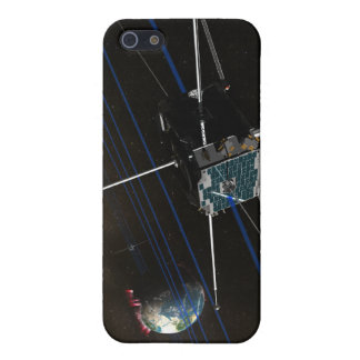 The five THEMIS spacecraft in orbit Cover For iPhone SE/5/5s