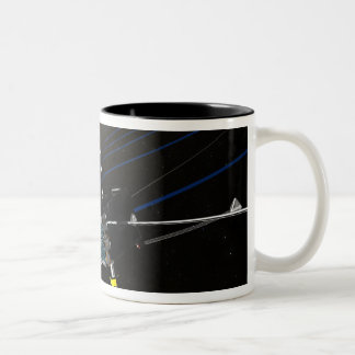The five THEMIS spacecraft in orbit Coffee Mugs