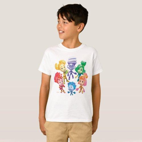 The Fixies  Fixie Kids T_Shirt