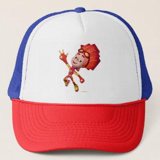 The Fixies   Joyful Fire Trucker Hat