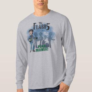 The Flabb Five Men's Long Sleeve T-Shirt