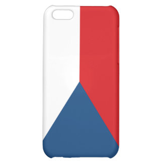 The Flag Czech Republic Case For iPhone 5C