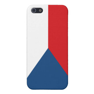 The Flag Czech Republic iPhone 5 Covers