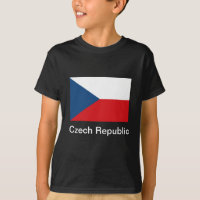 The Flag Czech Republic T-Shirt