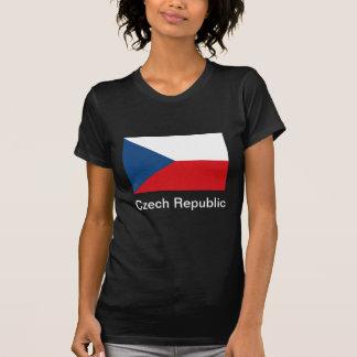The Flag Czech Republic T Shirt