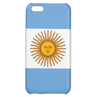 The Flag of Argentina Case For iPhone 5C