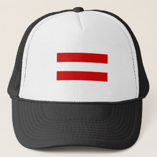 The Flag of Austria Trucker Hat