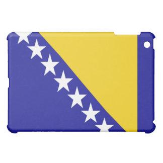 The flag of Bosnia and Herzegovina iPad Mini Cases