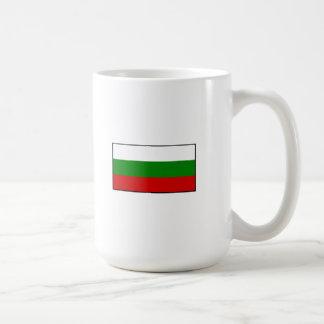 The Flag of Bulgaria Coffee Mug