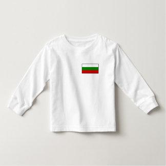 The Flag of Bulgaria Tee Shirt