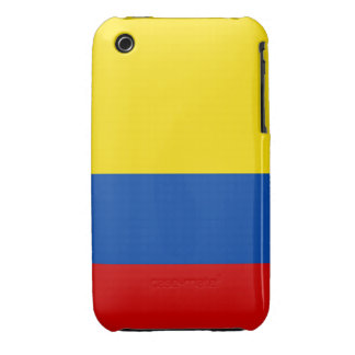 The Flag of Colombia iPhone 3 Case-Mate Case