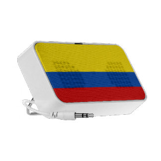 The Flag of Colombia Speaker