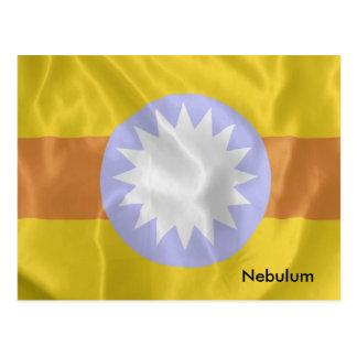 The Flag of Commander Hiyune Postcard