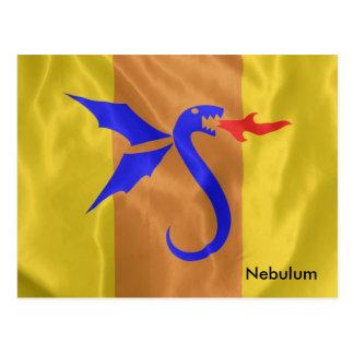 The Flag of Commander Neek Postcard