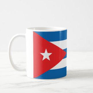 The Flag of Cuba Coffee Mug