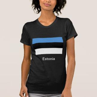 The Flag of Estonia Shirts
