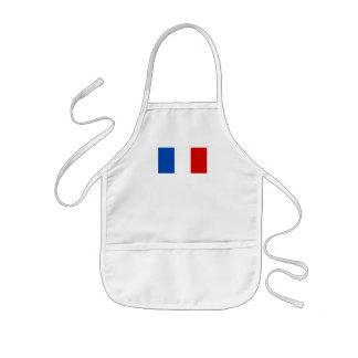 The Flag of France Kids' Apron