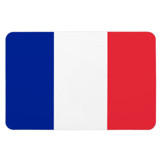 The Flag of France Magnet