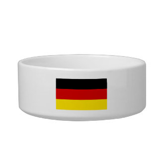 The Flag of Germany Bowl